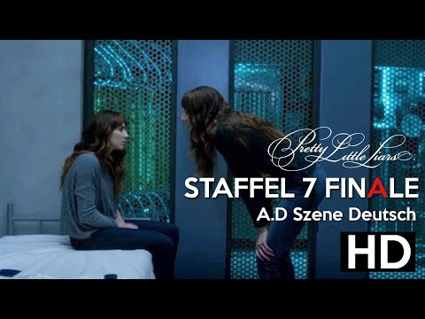 Pretty Little Liars Staffel 7 Finale | Deutsch