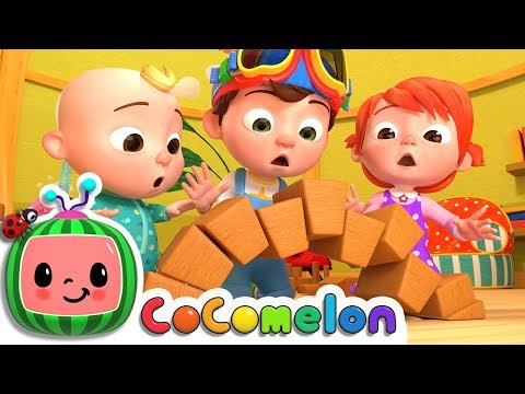 London Bridge is Falling Down | Cocomelon (ABCkidTV) Nursery Rhymes & Kids Songs