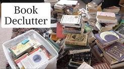 Book Declutter | Konmari Method