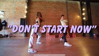 DON'T START NOW- Rumer Noel Choreo - @Dua Lipa