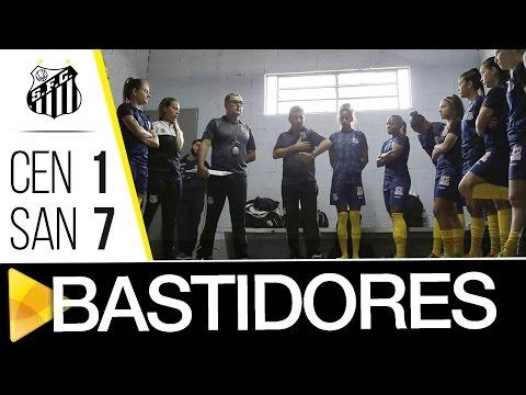 Centro Olímpico 1 x 7 Sereias da Vila | BASTIDORES | Paulistão (30/04/2017)