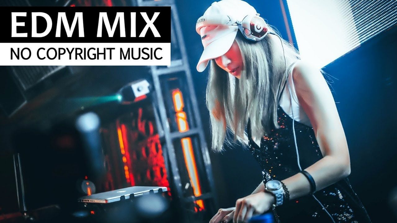 Best Of Edm Dance Electro House Music No Copyright Mix