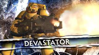 Warhammer 40,000: Space Marine  Coop