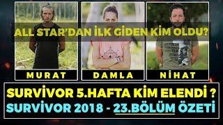Survivor 2018 | Kim Elendi - 12 MART 2018