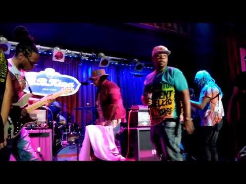 George Clinton & Parliament Funkadelic  Atomic Dog at BB Kings NYC 42818