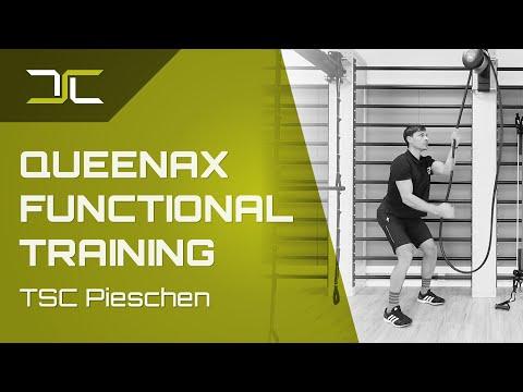 Queenax - Functional Training im TSC - Fitness Dresden Pieschen