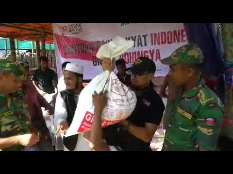 Food Program For Rohingya