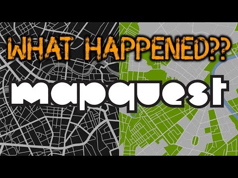 What Happened To MapQuest? - The Decline Of MapQuest...