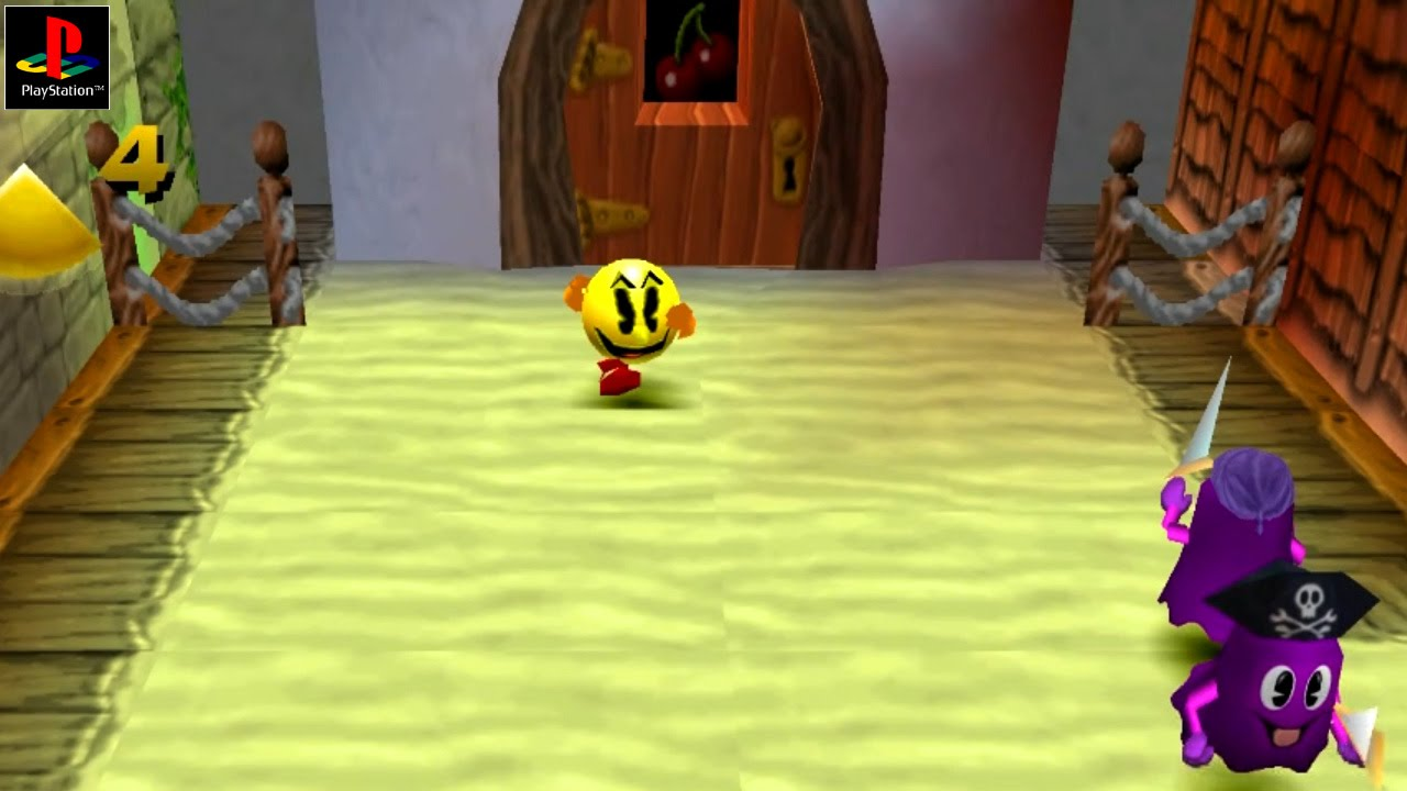 Pac-Man World PS1 ROM #22