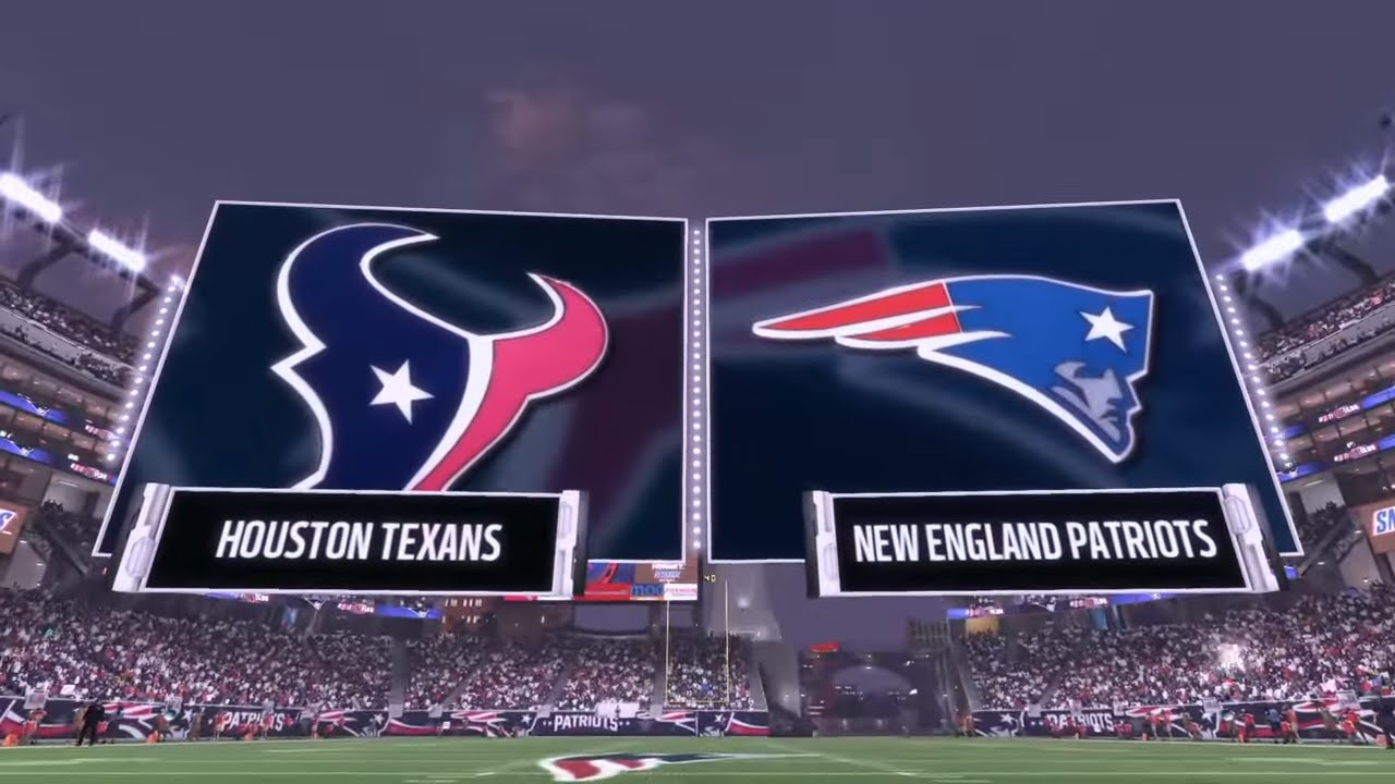 Image result for Houston Texans vs. New England Patriots