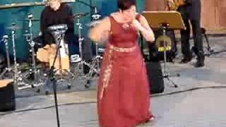 Sari Kaasinen & Otawa - Voi mie @ Monttu Soikoon 2008