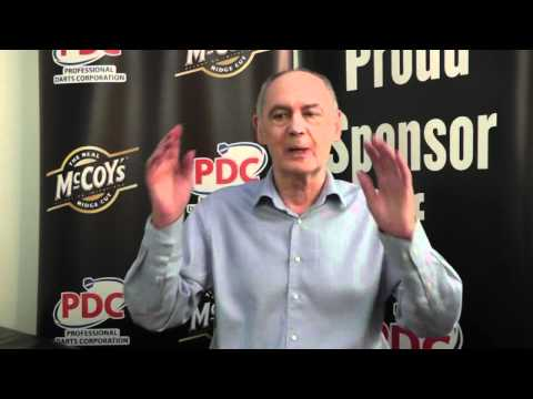 Sid Waddell - Exclusive Interview 15/3/12
