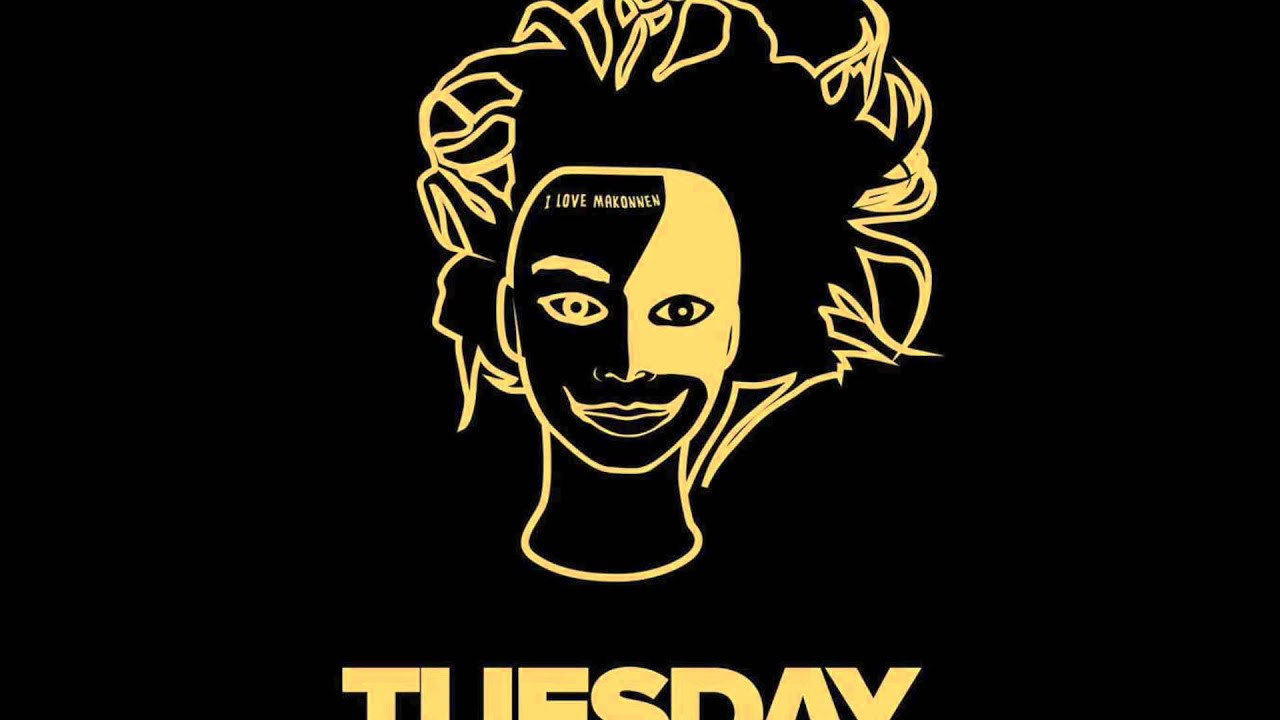 Tuesday i love makonnen featuring drake