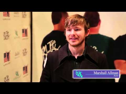 Celebrities Talk About DaddyScrubs: Marshall Allman
