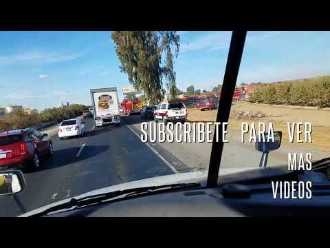 accidente  en pixley California