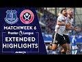 Everton v. Sheffield United | PREMIER LEAGUE HIGHLIGHTS | 9/21/19 | NBC Sports