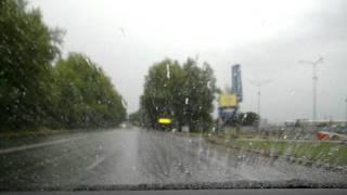 видео Нанопокрытие для автомобильных стекол