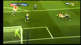 Arteta Goal Penalty Arsenal 1 0 West Brom 08.12.2012 Highlights
