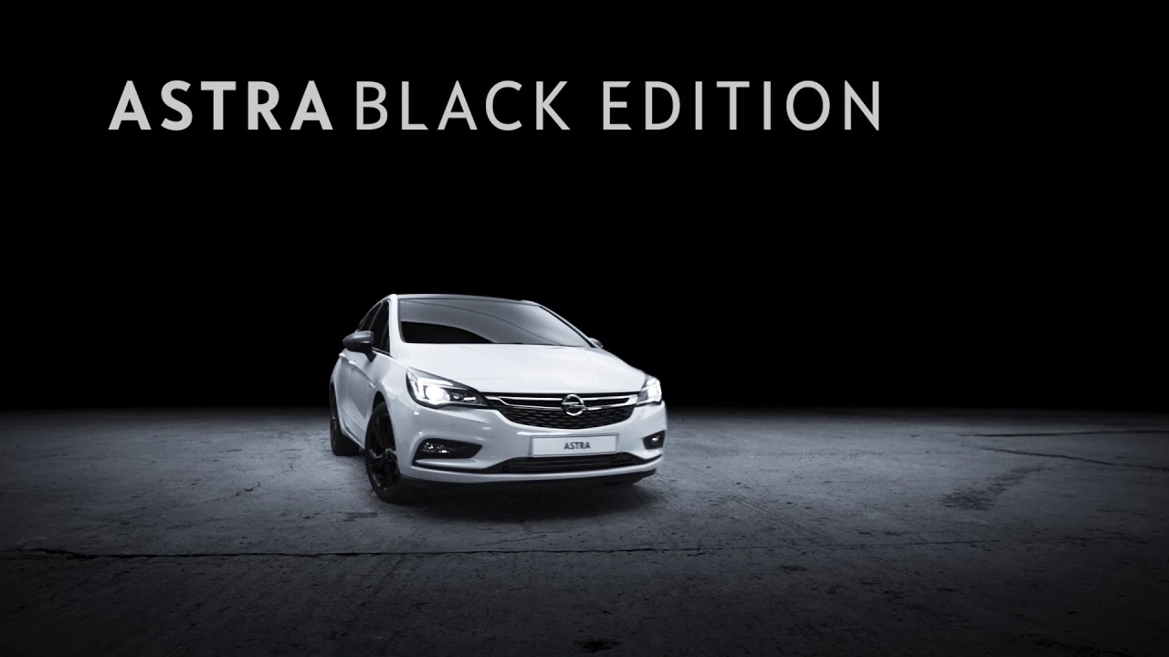 opel black edition astra youtube. Black Bedroom Furniture Sets. Home Design Ideas