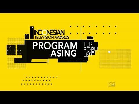 """Pemenang Nominasi """"Program Asing Terpopuler"""""""