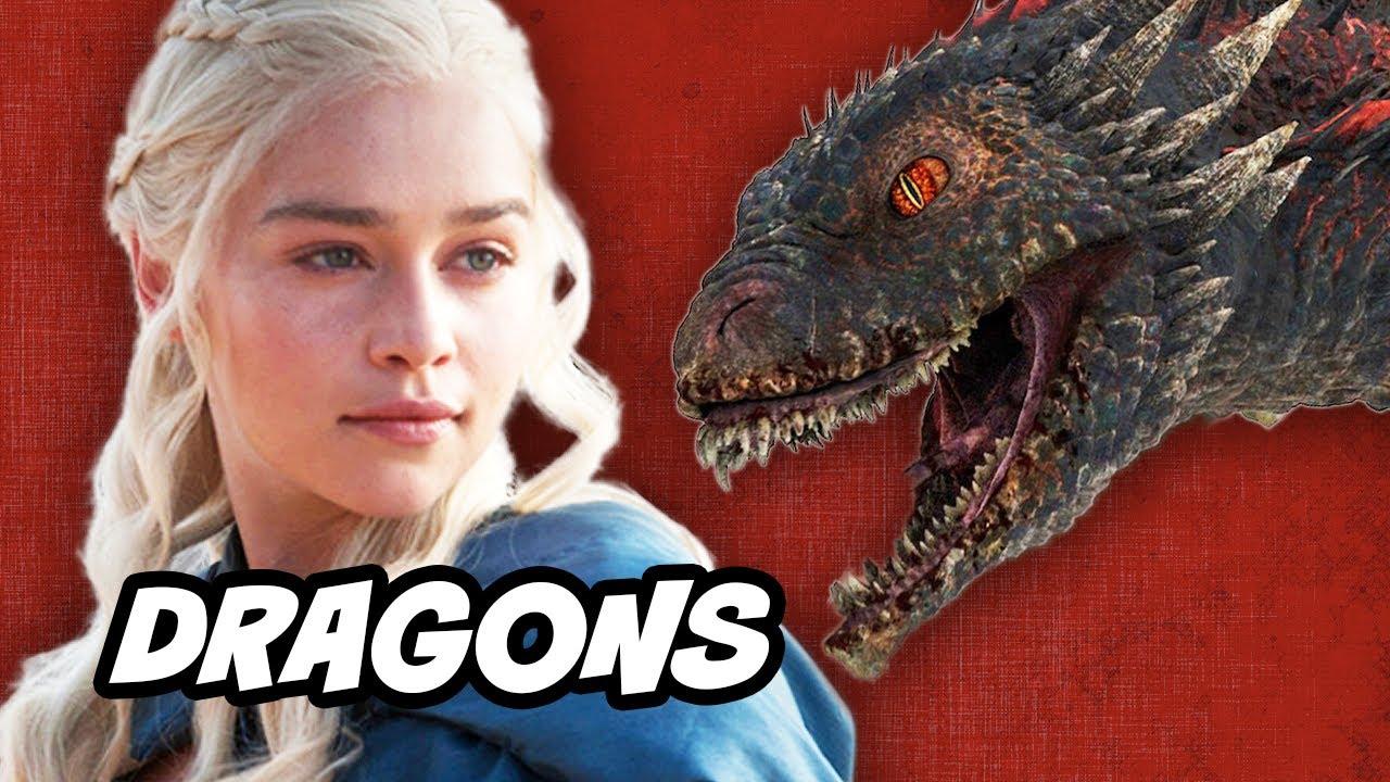 Download Game Of Thrones Season 4 - Dragon History