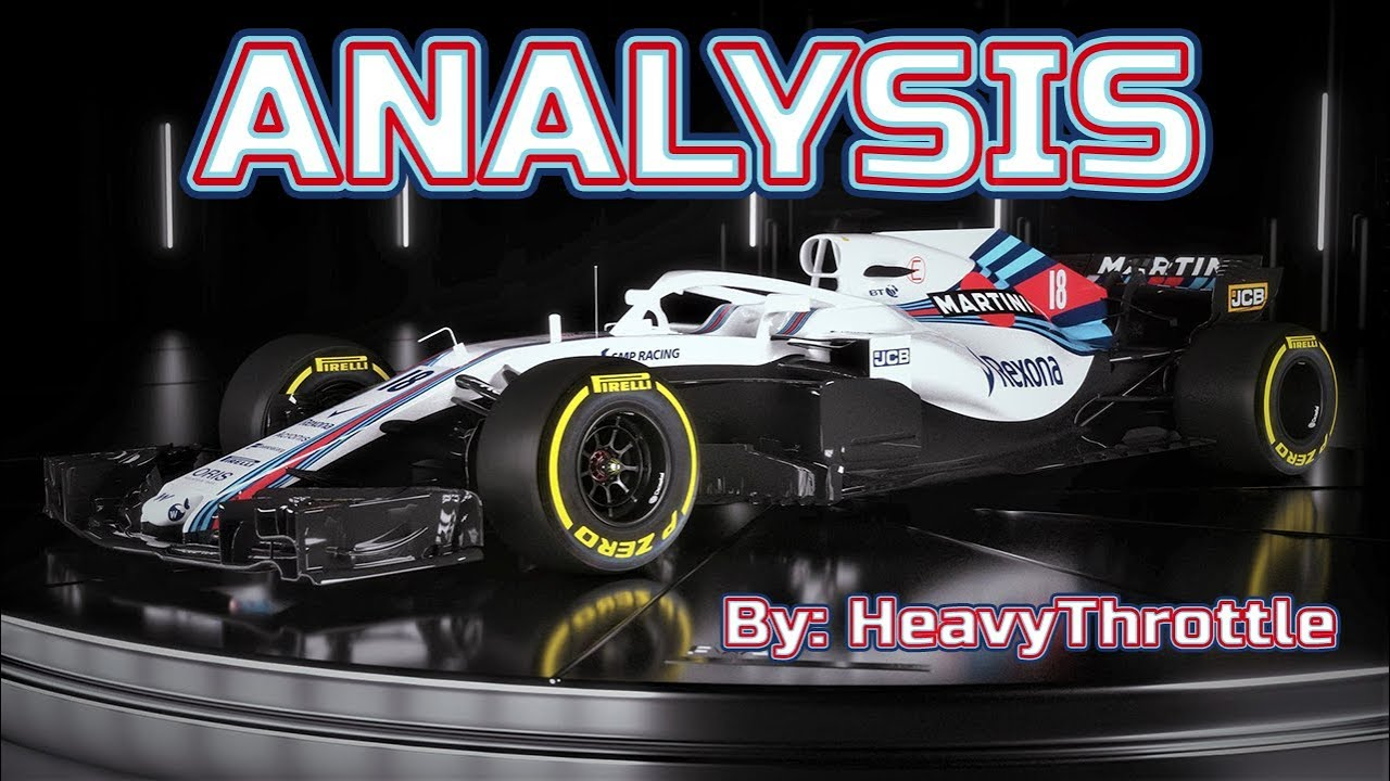 f1 2018 williams fw41 analysis 2018 f1 cars part 2 youtube. Black Bedroom Furniture Sets. Home Design Ideas