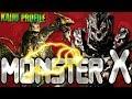Monster X / Keizer Ghidorah|KAIJU PROFILE 【wikizilla.org】