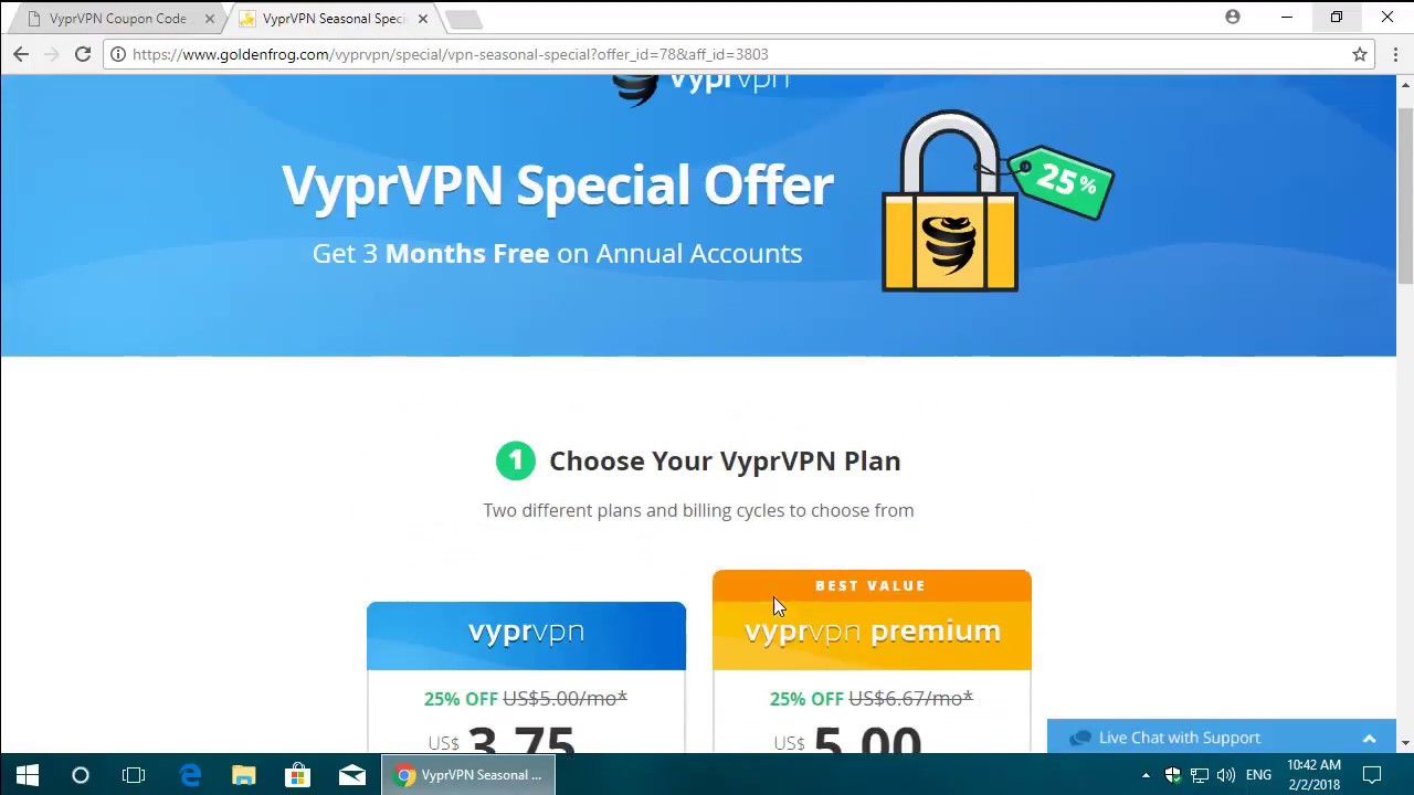 VyprVPN Coupon, Promo Codes: 68% Off Discount 2019