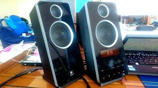 logitech Z-10 - Multimedia Speakers test
