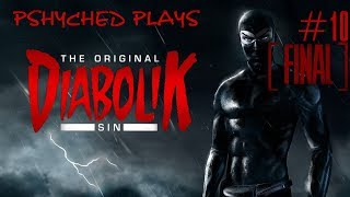 Diabolik: The Original Sin #10 [FINAL] - Chapter 7, The True Face of Evil