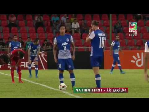 AFC Cup 2018 Preliminary Stage - TC Sports Club vc JSW Bengaluru FC - First Half