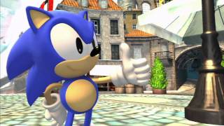 Sonic Generations Quick Play HD