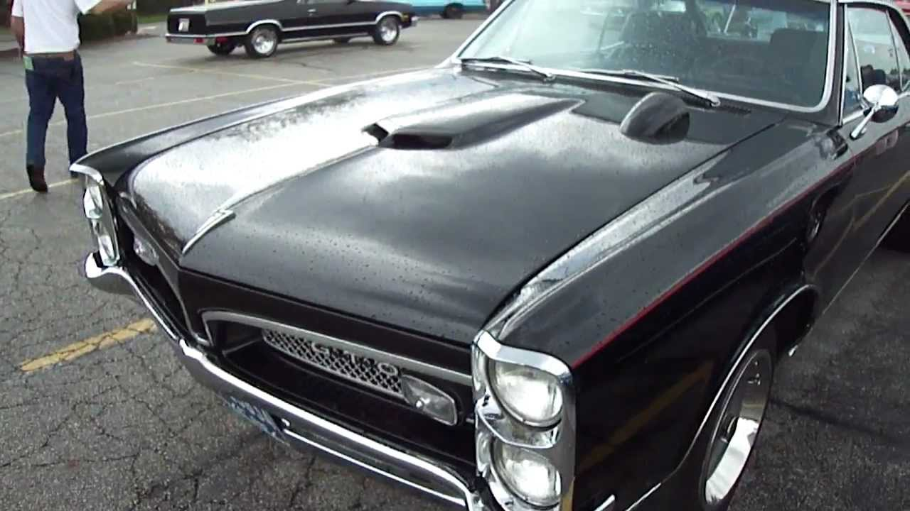 1967 pontiac gto beautiful black goat   youtube
