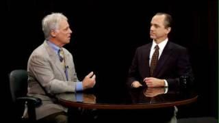 Paul Pease interviewing Dave Schmidt CEO of SCAN Healthplan