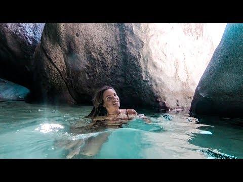 Sailing The BVIs - Clothing Optional 🍑 ~ Vlog #35