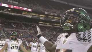 Oregon Ducks Football Pump Up Video vs WSU Cougars 2013