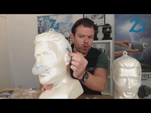 Philips Respironics DreamWear Gel pillows Mask Review