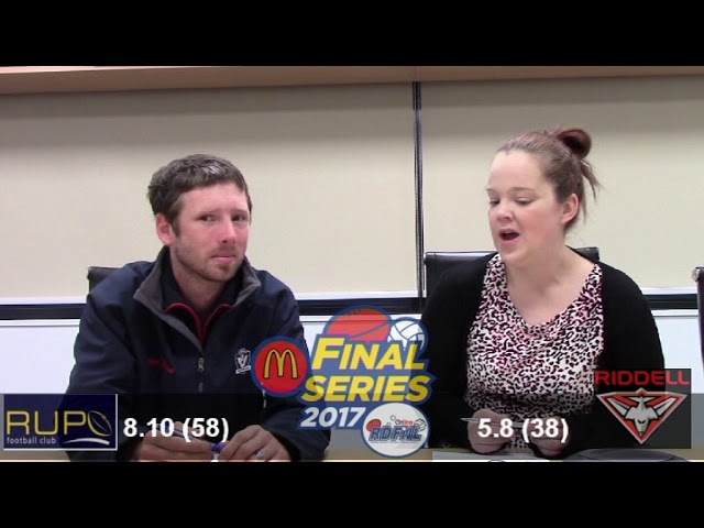 RDFNL Footy Show Week Two Review