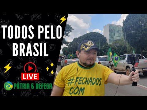 Brasilia Agora Com Bolsonaro Carreata