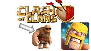 Clash of Clans I am awesome actually I'm probably doing bad comparing to others lol