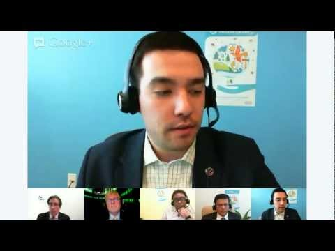 """Sustainable development in action"" Post-Rio+20 Hangout, 12 February 2013"