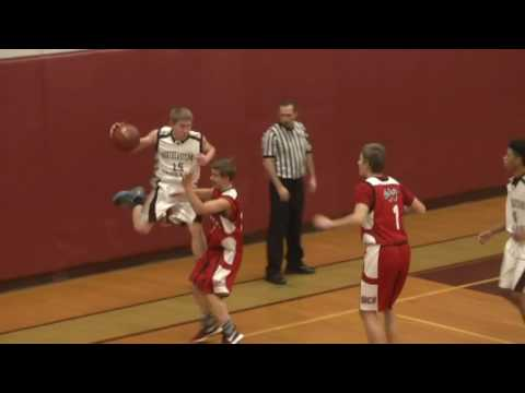 NCCS - Willsboro Boys  1-9-17