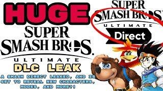 Download Video/Audio Search for Smash Ultimate Direct Leak , convert