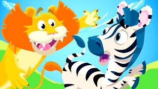 Help our Zebra find his stripes! A whimsical song by Little Angel. ...