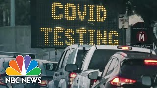 Coronavirus Pandemic One Year Later   NBC Nightly News