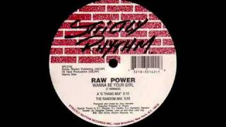 Raw Power - Wanna Be Your Girl (A