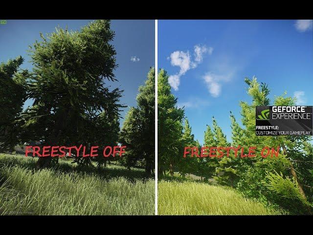 Nvidia Freestyle Tutorial | Escape from Tarkov