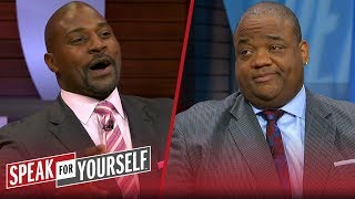 Whitlock and Wiley predictions for Cowboys vs. Eagles, Rams vs. Bears | NFL | SPEAK FOR YOURSELF