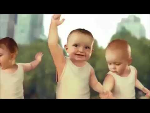 G.a.n.g.n.a.m Style dancing baby – Em bé nhảy cực đỉnh với đôi giày patin (1 Hour)