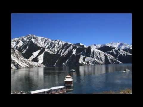 Heavenly Lake Xinjiang China